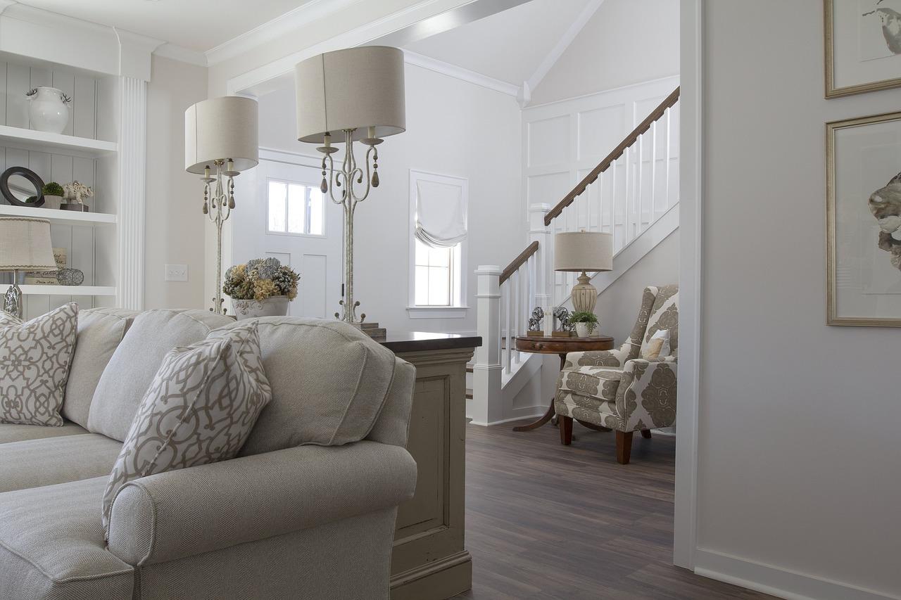 Beckers: ponadczasowe piękno białych wnętrz