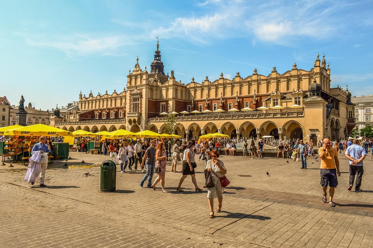 Czas wolny w Krakowie